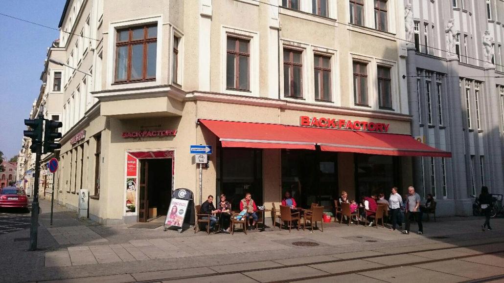 BACKFACTORY, Berliner-Street, Goerlitz