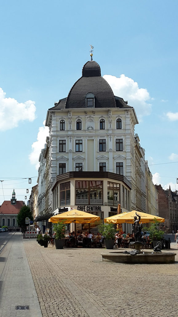 Cafe Central, Berliner-Street, Goerlitz