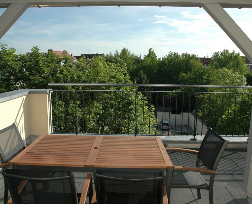 Guesthouse Goerlitz: ALBA - A-L34 Terrace