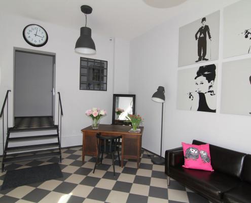 Guesthouse Goerlitz: ALBA - Lobby