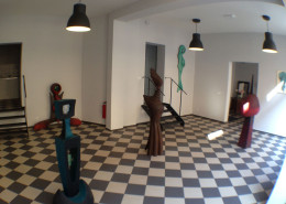 Pension Görlitz: ALBA - Galerie